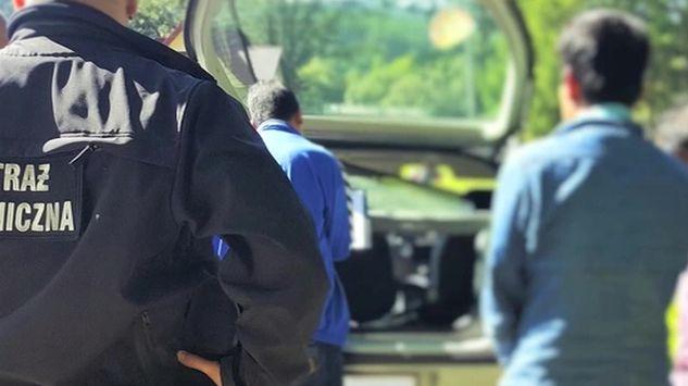 Śląskie: Policja złapała nielegalnych uchodźców. Schowali się w ciężarówce między kartonami (fot.archiwum-poglądowe)