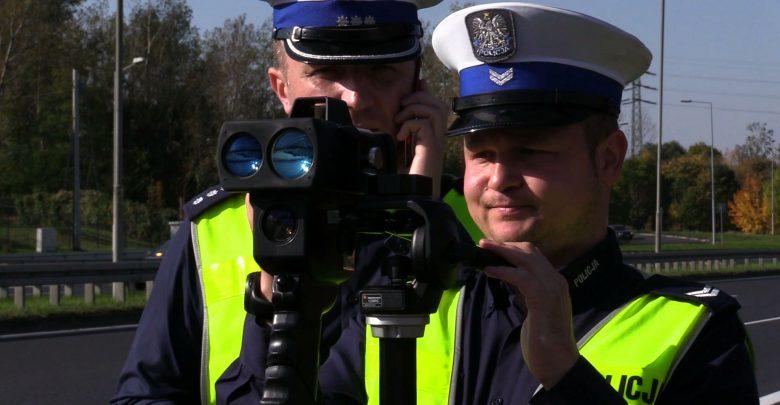 """Noga z gazu! Jutro policyjne działania """"Prędkość"""" (fot.archiwum TVS)"""