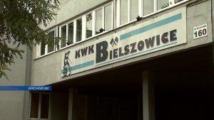 Pożar w kopalni Bielszowice