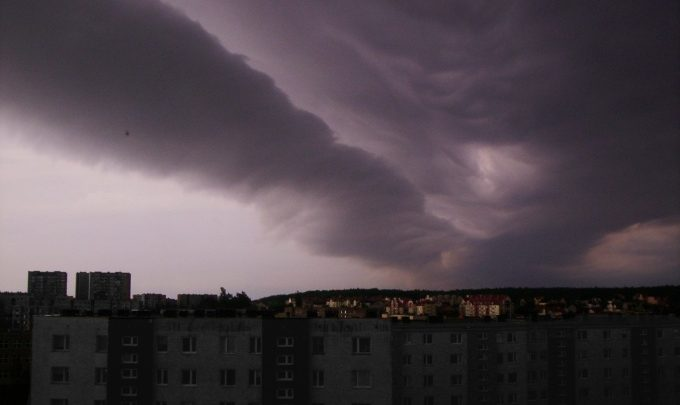 Nadciąga huragan Ofelia!