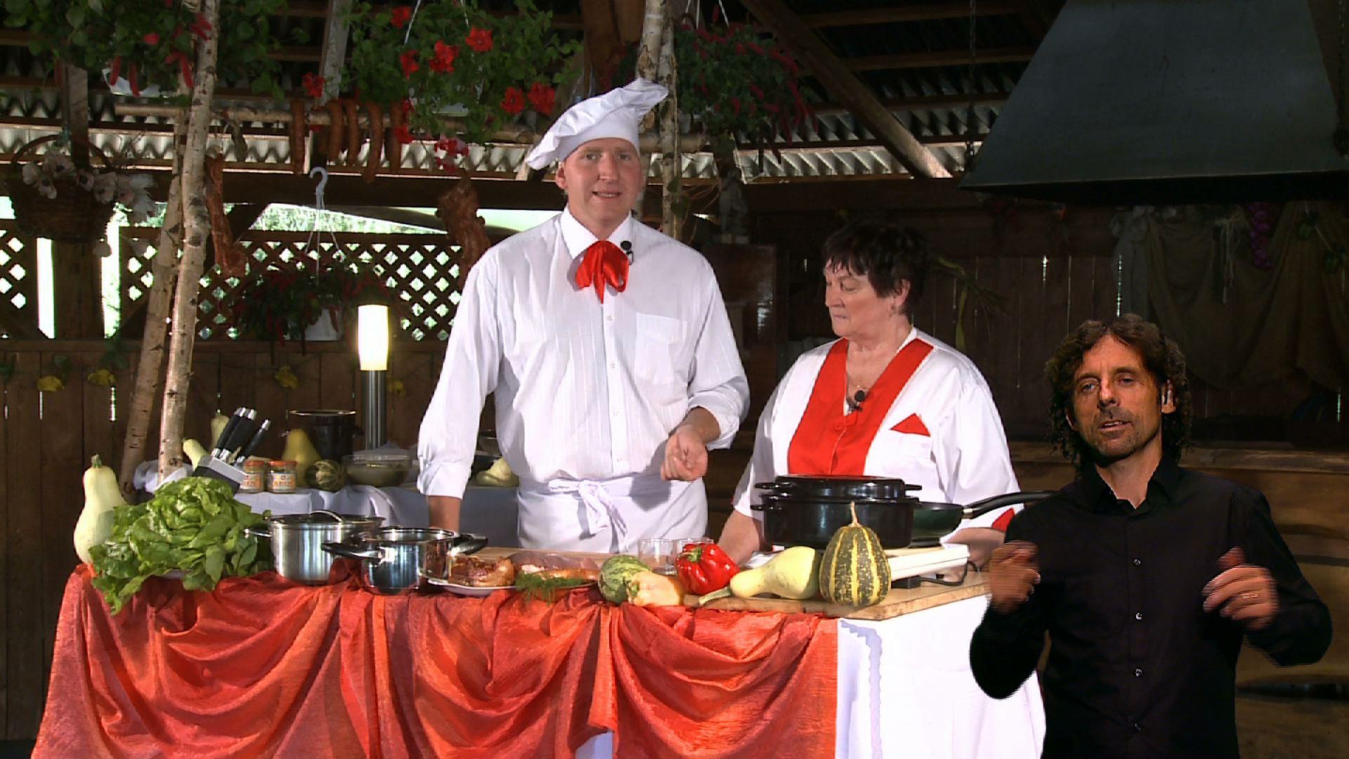 Kuchnia Po śląsku W Telewizji Tvs Tvspl