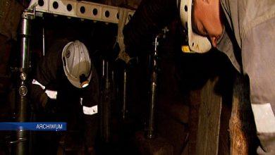 Silny wstrząs w ZG Rudna: poszkodowanych zostało czterech górników