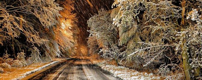 Będzie więcej słońca, ale też przymrozki i opady śniegu [PROGNOZA POGODY]