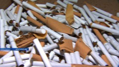 zakaz sprzedaży papierosów