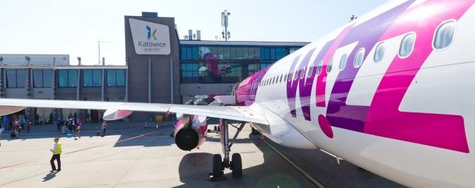 To będą rekordowe wakacje na lotnisku w Pyrzowicach! 119 kierunków do 28 państw!
