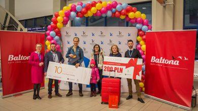 10 milionowy pasażer Small Planet w Katowice Airport [FOTO] To mieszkaniec Katowic