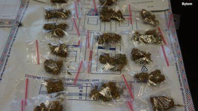 Fabryka amfetaminy w Bytomiu [ZDJĘCIA] Policjanci znaleźli 40 tys. w narkotykach