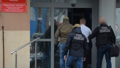 """""""Przerzucał"""" imigrantów za zachód przez Polskę. Straż Graniczna zatrzymała już 11 osób"""