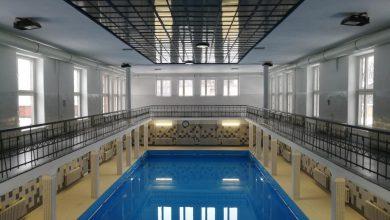 Najstarsza pływalnia w Polsce jest w Siemianowicach Śl. [ZDJĘCIA] Przeszła modernizację