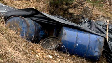 Niebezpieczne odpady Czerwionce-Leszczynach! Znaleziono aż 4 tony chemikaliów (fot. zdjęcie poglądowe)