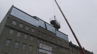 SZOK! Karetka na dachu CSM w Zabrzu? Co ona tam robi!?