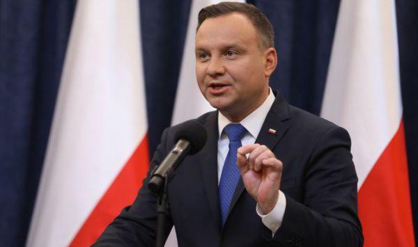 """Prezydent Andrzej Duda pogratulował twórcom """"Bożego Ciała"""". """"Trzymamy kciuki za końcowy sukces"""" (fot.poglądowe)"""