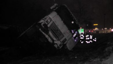 Groźny wypadek na DK11 w Tarnowskich Górach!
