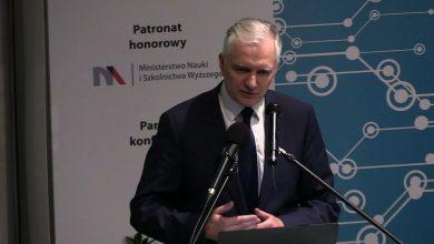 """""""Przesuwanie terminu wyborów prezydenckich to skrajna nieodpowiedzialność"""" - komentuje Gowin. [fot. archiwum]"""