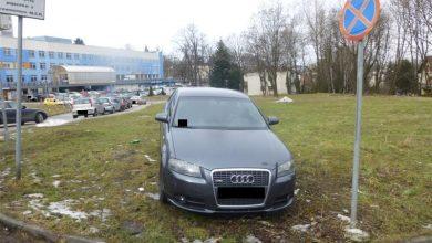 Oto mistrzowie parkowania marca [ZDJĘCIA] Kto im dał prawo jazdy? (SM Cieszyn)