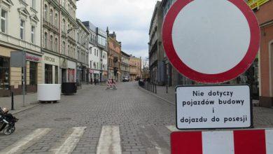 Siemieńskiego w Gliwicach nadal zamknięta! Wszystko przez warunki atmosferyczne