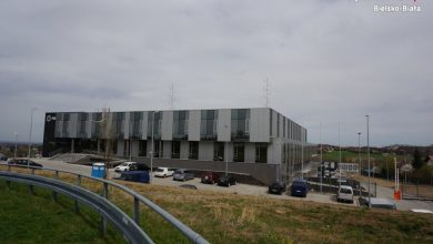Bielsko-Biała ma nową komendę policji! [FOTO] Wydziały przeniesione do nowego budynku