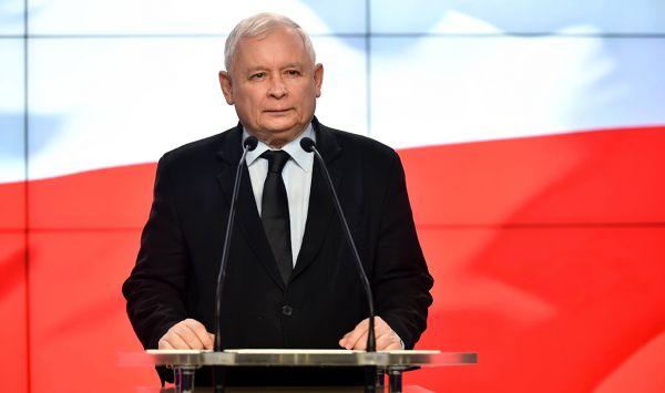 Obietnice Jarosława Kaczyńskiego podczas konwencji PiS. Na co Polacy mogą liczyć? (fot.TVP Info)