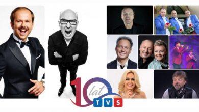 10 urodziny telewizji TVS [PROGRAM] Przyjdź pod Spodek w Katowicach już 28 kwietnia!