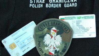 Cztery osoby chciały nielegalnie dostać się do Polski