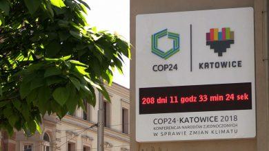 Za 208 dni rozpocznie się w Katowicach tzw. Szczyt Klimatyczny. Od dzisiaj czas do imprezy odlicza specjalny zegar