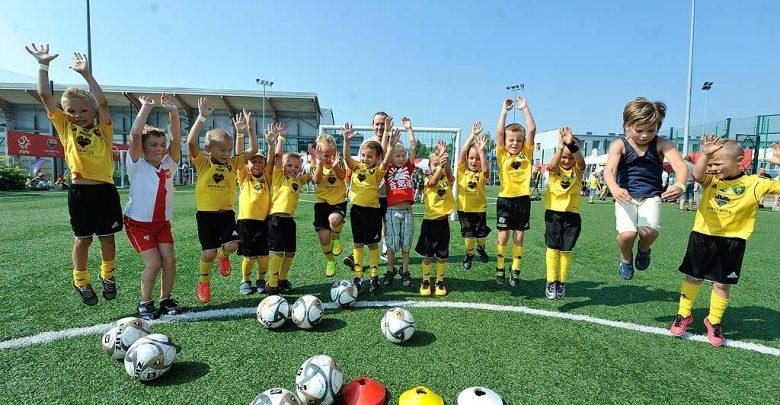 Festiwal sportu dla dzieci Wannado. Wielkie święto sportu na obiektach AWF Katowice już 3 czerwca w Katowicach (fot.materiały prasowe)