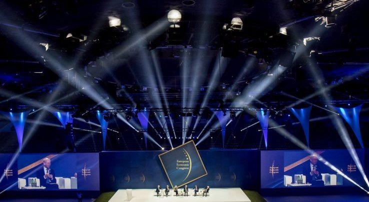 W Katowicach już po raz 10. wystartował Europejski Kongres Gospodarczy (fot.slaskie.pl)