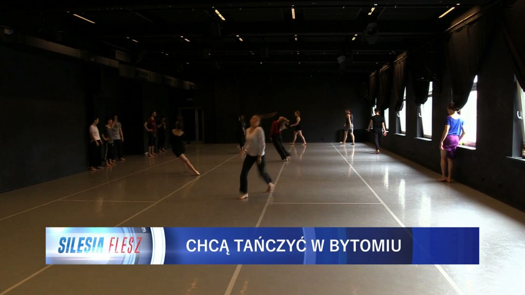Nie oddadzą szkoły bez walki- zapowiadają studenci i kadra bytomskiego wydziału tańca Akademii Sztuk Teatralnych w Krakowie