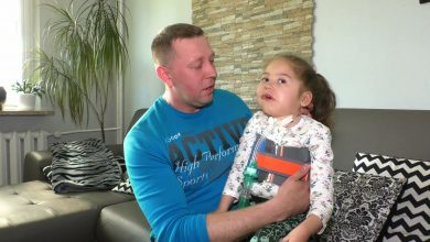 Choroba zabrała jej wszystko ... 5 - letnia Gabrysia choruje na rdzeniowy zanik mięśni