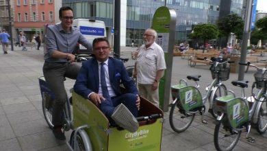 Katowice: W systemie roweru miejskiego będą rowery cargo. Przewieziecie nim nawet 100 kg ładunku