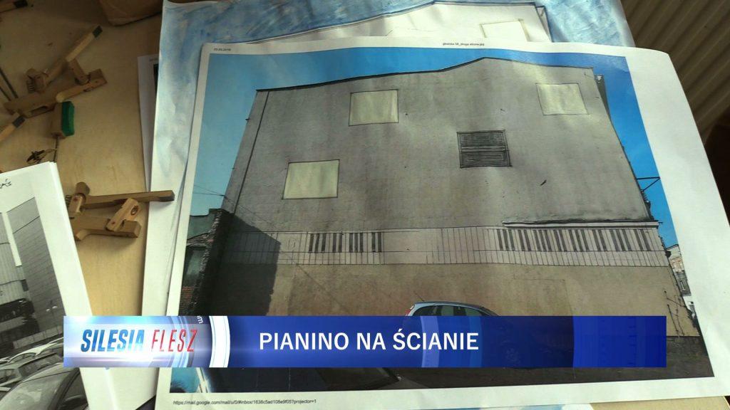 Katowice: Na ścianie kamienicy w Załężu zawiśnie pianino!