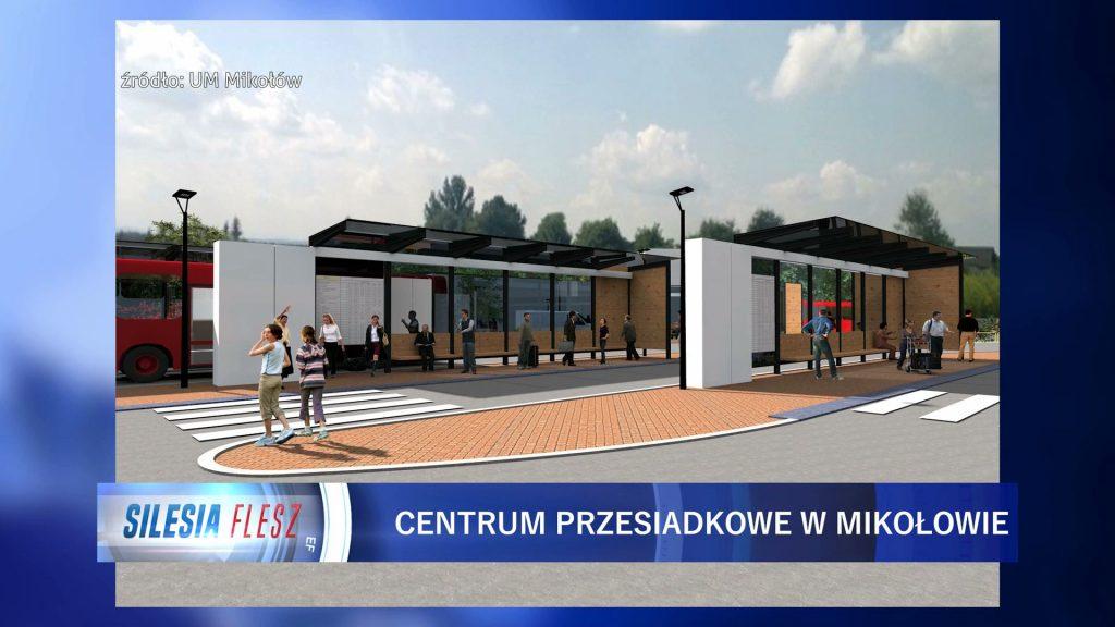 Centrum przesiadkowe powstanie w Mikołowie. Autobusy pojadą z niego w 2020 roku