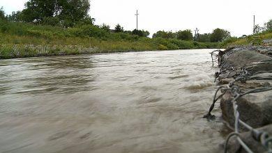 OSTRZEŻENIE! Podwyższony stan wody w rzekach! Najgorzej w zlewniach Przemszy, Brynicy, Soły i Odry