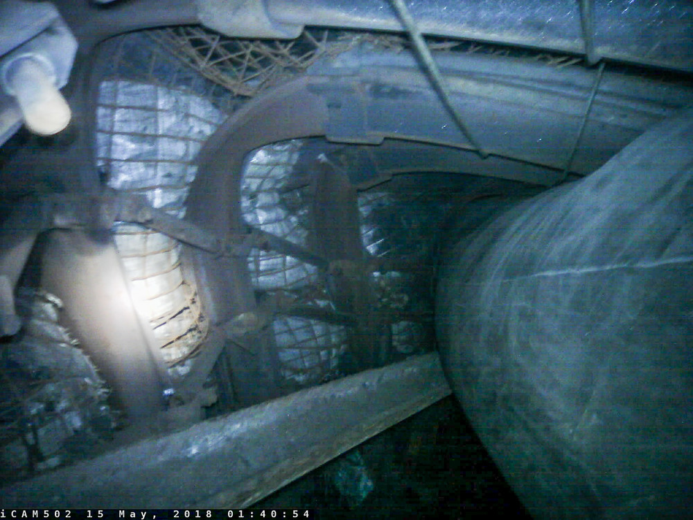 Akcja w kopalni Zofiówka. Ratownicy coraz bliżej zaginionego górnika (fot.JSW SA)
