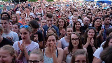 BĄDŹ JAK JEZUS, czyli wspaniały koncert ekumeniczny w Mysłowicach! Na scenie gwiazdy, pod sceną tłumy! (fot.Paweł Jędrusik)