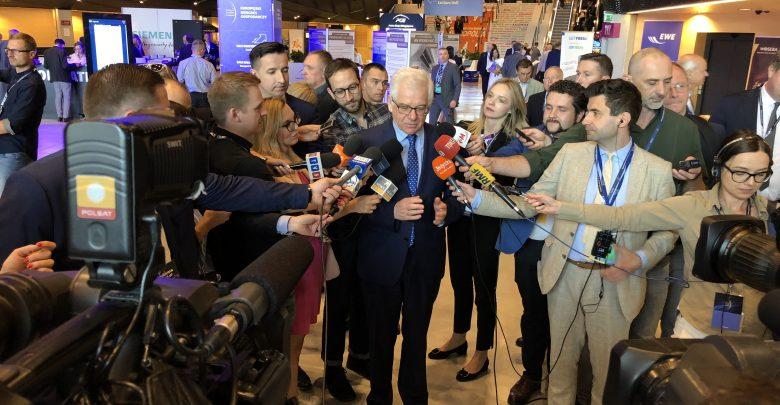 Minister Czaputowicz na 10. Europejskim Kongresie Gospodarczym: nasz system spełnia standardy UE