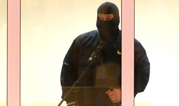 """Świadek koronny """"Masa"""" zatrzymany. Ma poważne zarzuty (fot.TVP Info)"""