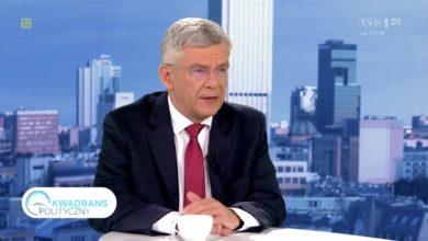 Marszałek Karczewski apeluje o zakończenie protestu w Sejmie (TVP Info)