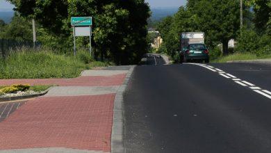 Ogrodzieniec ma nowy odcinek Drogi Wojewódzkiej 790 po remoncie fot.slaskie.pl