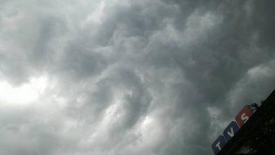 Uważajcie na burze! Ogromna burza nadciąga nad Katowice!