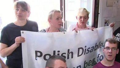 Rzeczniczka rządu podziękowała protestującym w Sejmie za zakończenie akcji(fot.TVP Info)