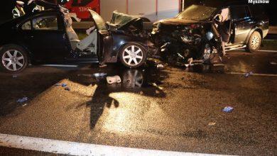 Śmiertelny wypadek na DK 1. Ukrainiec jechał po DK 1 pod prąd! (fot.policja)
