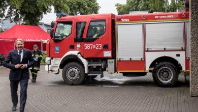 Strażacy z województwa śląskiego dostaną pieniądze na nowy sprzęt!(fot.slaskie.pl)