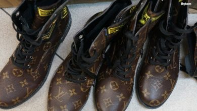 Bytom: Louis Vuitton, Hugo Boss. Do wyboru, do koloru, z tym, że wszystko podrobione! 5 lat więzienia dla właścicielki sklepu w centrum miasta (fot.KMP Bytom)
