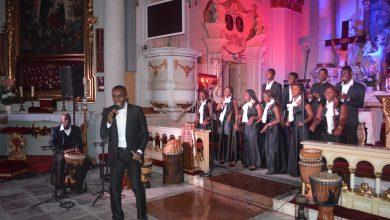 Chór, który porywa tłumy - czyli Claret Gospel, będzie śpiewem głosił Dobrą Nowinę w Polsce (fot.materiały prasowe organizatora)