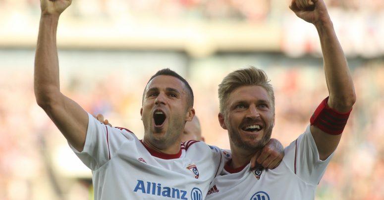 Górnik Zabrze po 23-latach wraca na europejskie stadiony! (fot.Górnik Zabrze)