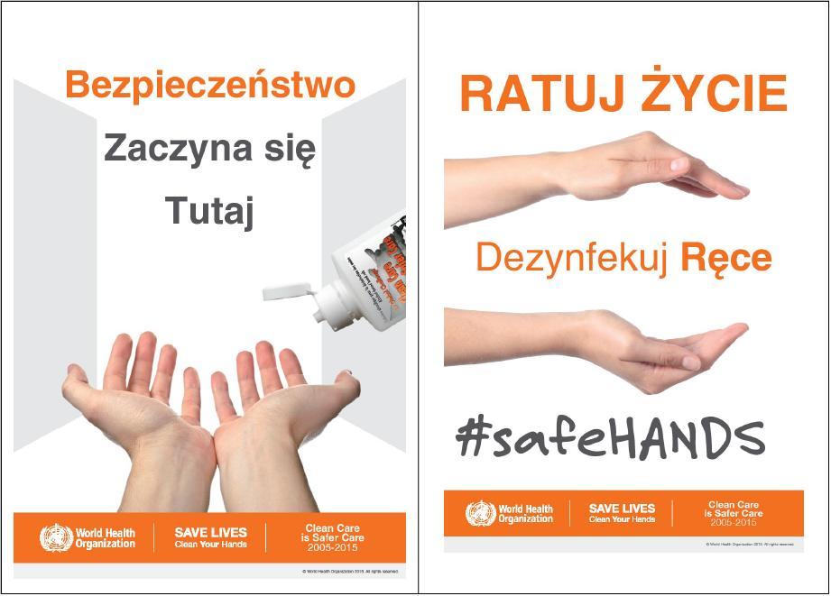 Zakażenia szpitalne. Raport NIK nie zostawia suchej nitki na służbie zdrowia (fot.WHO)