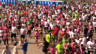 Na trasie 1. Wizz Air Half Marathon w Katowicach zameldowało się w niedzielę 10 czerwca ponad 3 tysiące biegaczy
