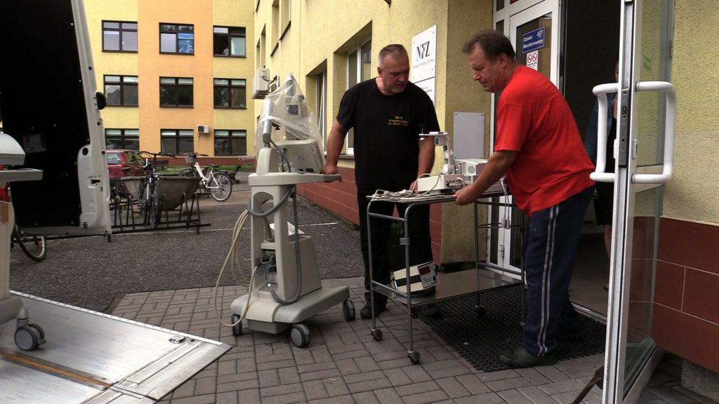 Pszczyna: do piątku ze szpitala ma zostać ewakuowanych 87 pacjentów