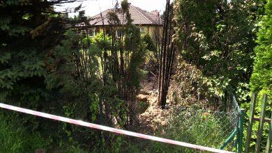 Wybuch gazu w Pisarzowicach koło Bielska - Białej. Do wybuchu doszło podczas naprawy wodociągu